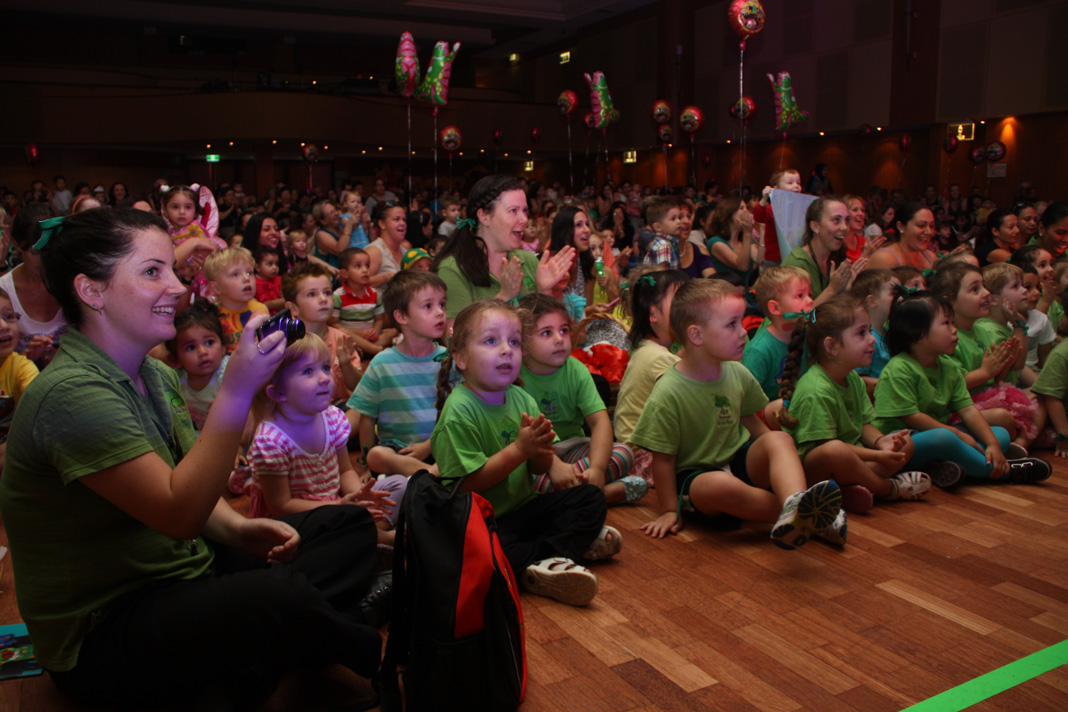 The Wiggles Concert The Tree House Early Childhood Centre