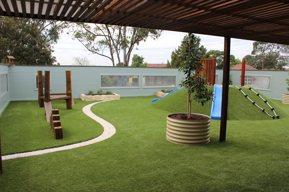 Our New Pre Kindy Outdoor Area The Tree House Early